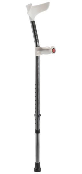 Unterarmgehhilfe GOLIA 3XL, bis 325 kg belastbar, mit anatomischen Hartgriff
