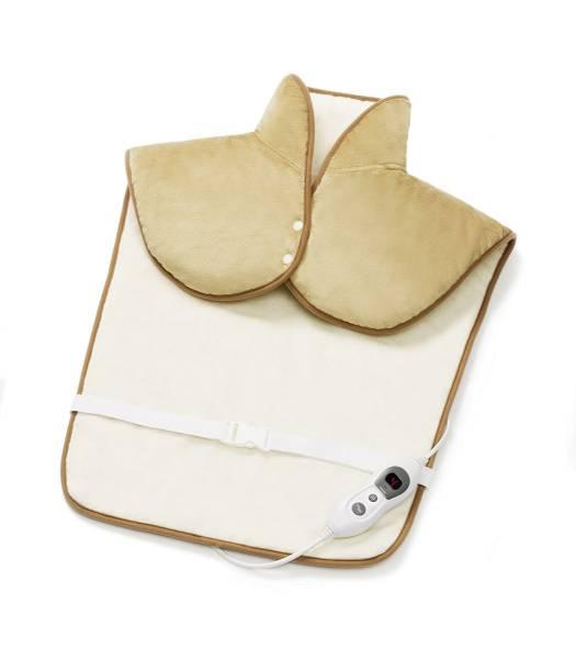 Nacken- und Rücken-Heizkissen