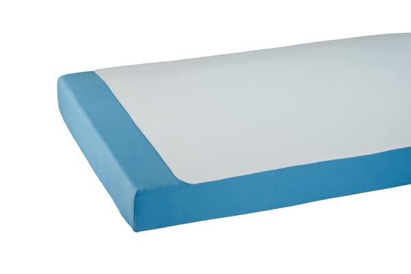 Doppelpack Bettauflage-Molton PREMIUM 3059, antiallergen, PU atmungsaktiv, Weiß