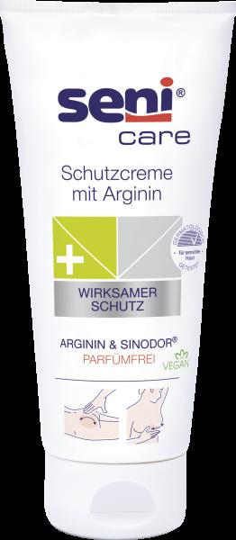 Seni Hautschutzcreme mit Arginin - Schutz vor Dekubitalgeschwüren, parfümfrei