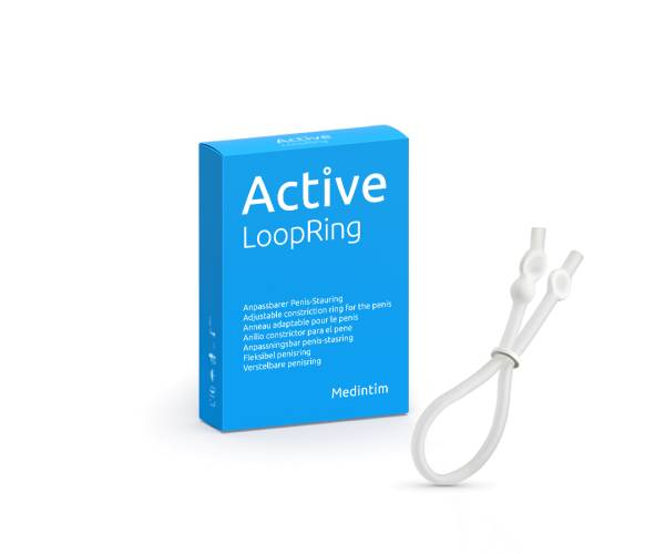 ACTIVE Loop Ring - Penisring bei erektiler Dysfunktion