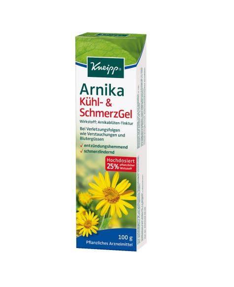 Kneipp Arnika Kühl- & SchmerzGel 45g