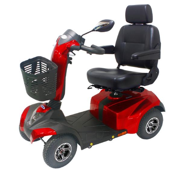 Scooter ST4D Plus - 50 Ah Akku