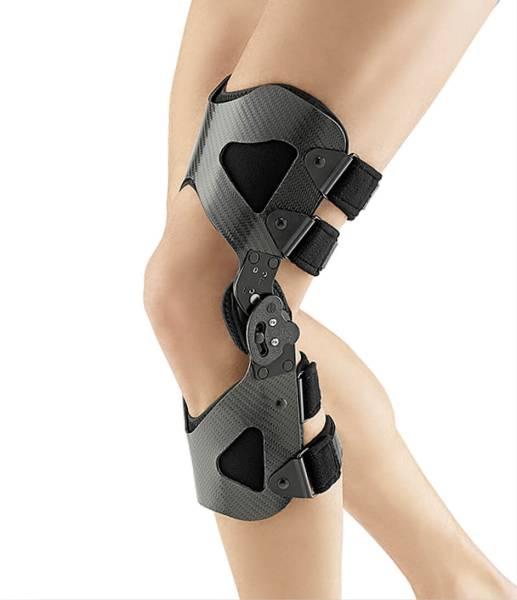 Knieorthese aus Carbon - Mehr Stabilität & Sicherheit fürs Knie