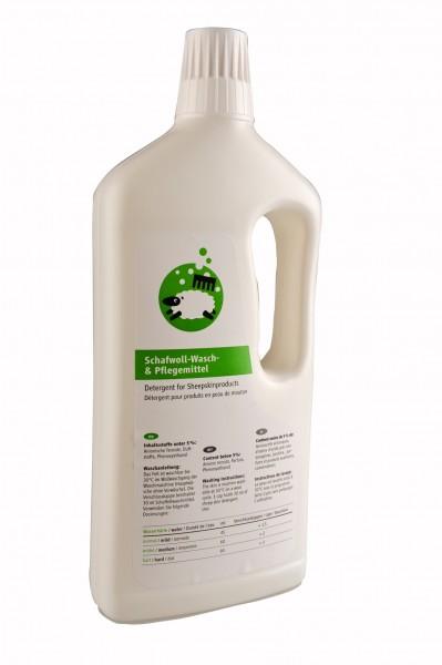Wasch- und Pflegemittel für alle Schaffellprodukte