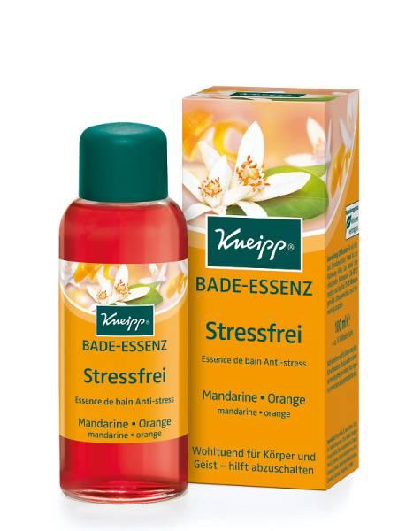 Bade Essenz Stressfrei