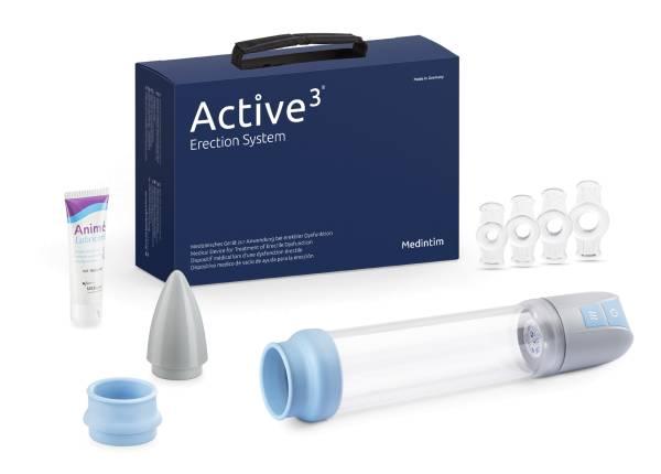 ACTIVE 3® Erection System - Vakuum Erektionshilfe bei erektiler Dysfunktion