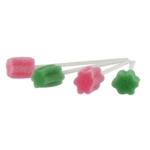 Mundstäbchen mit Geschmack für die tägliche Mundpflege