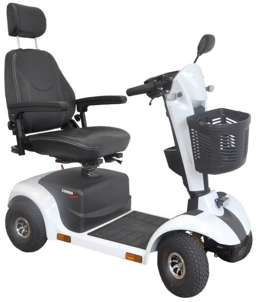 Elektromobil Cordis Supra