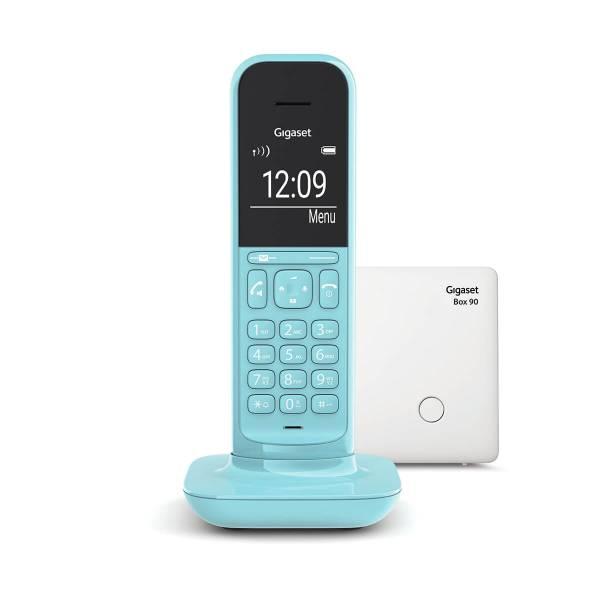 Gigaset CL 390 – Designtelefon mit großen Tasten, versch. Farben