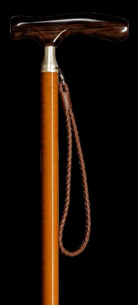 Premium Gehstock Riegelahorn