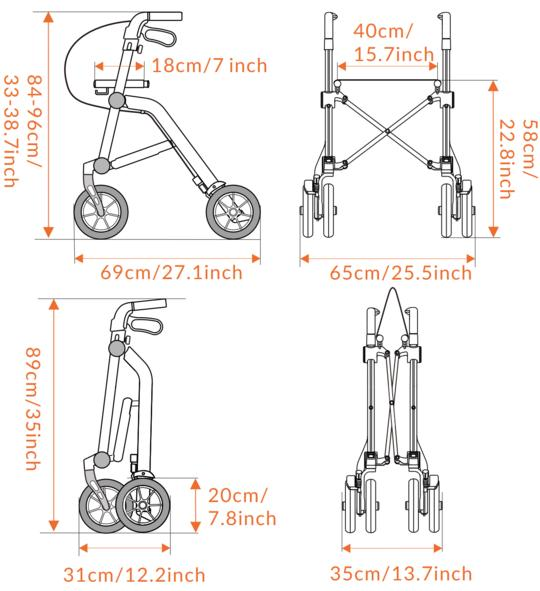 Trive-specifications