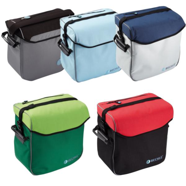 Shopping Bag, Einkaufstasche für den Rollator brado im farbenfohen Design