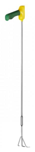 Gartenkralle mit EASI -GRIP® Handgriff, lang