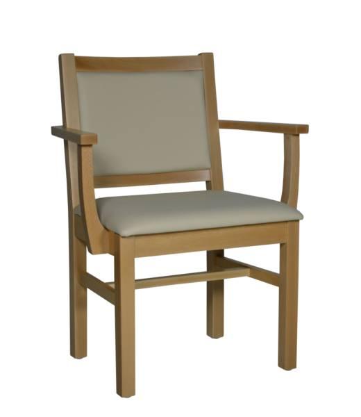 XXL Stuhl TRIER - verschiedene Sitzbreiten, mit und ohne Armlehnen, bis 250kg