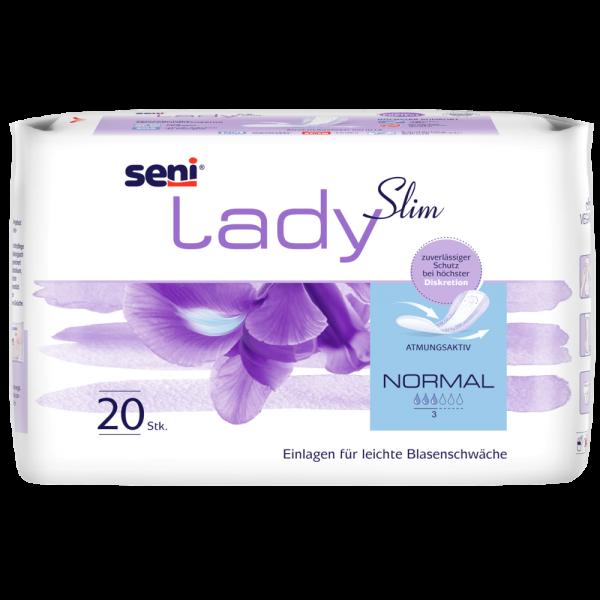 SENI Lady Normal, Slipeinlage für leichte Blasenschwäche