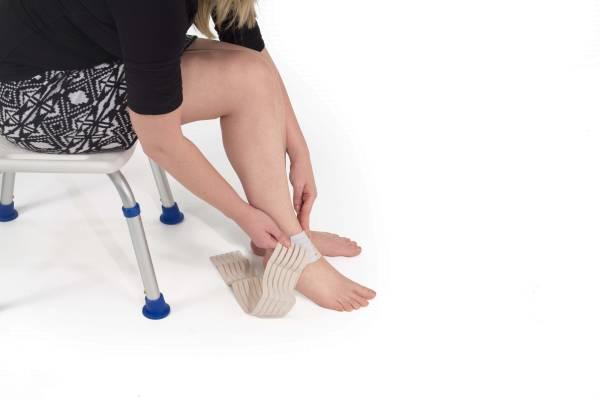 Bandage für das Fußgelenk, Knie, Handgelenk, Ellenbogen