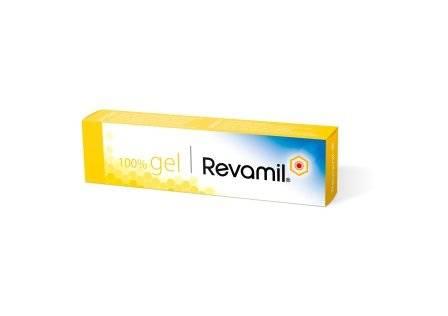 Revamil - Hydrophiles Honig-Wundgel