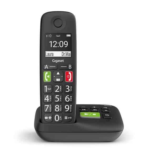 Gigaset E290A Großtastentelefon