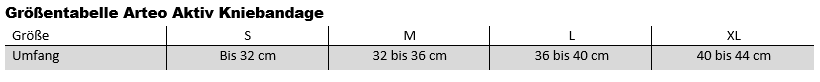 arteo-aktiv-kniebandage-groessentabelle-1