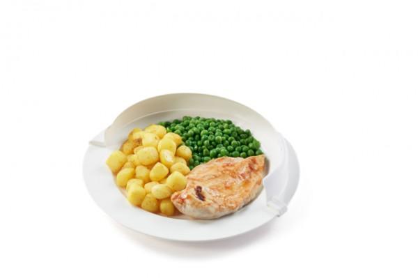 Tellerranderhöhung für Teller mit einem Ø von 20 cm - 27 cm