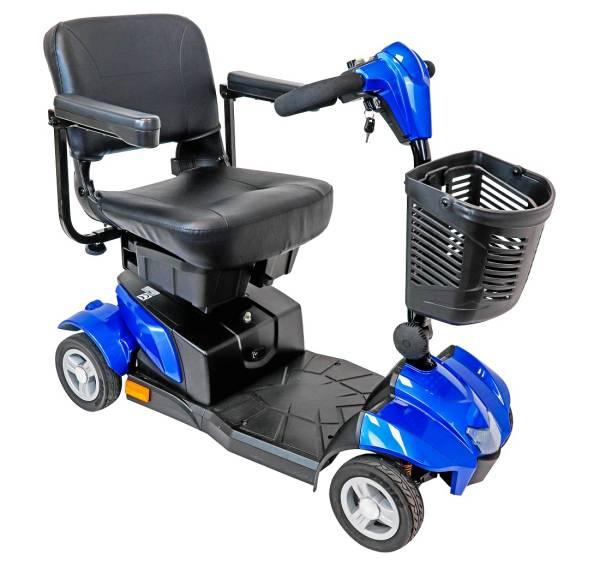 Seniorenmobil - Elektromobil NEO, 6 km/h, zerlegbar