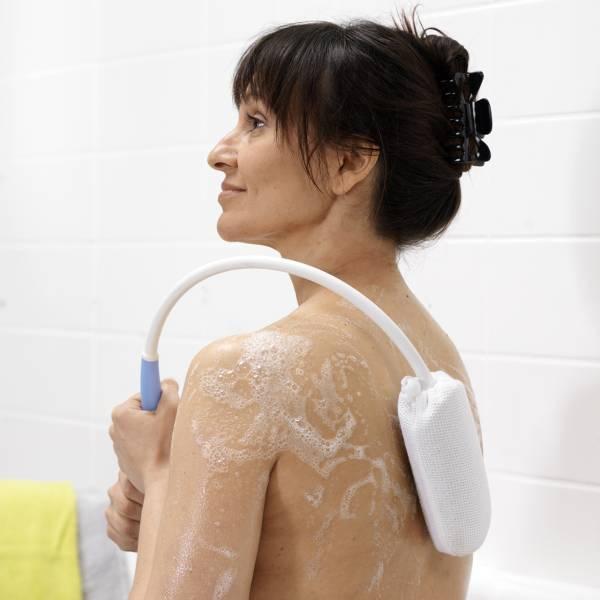 Rückenwaschhilfe - Rückenschwamm