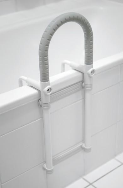 Haltegriff für die Badewanne - Aluminium Einstiegshilfe