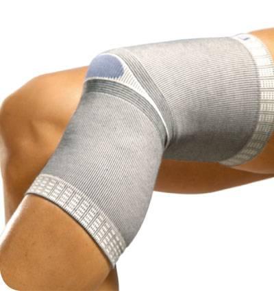 Leichte Kniebandage