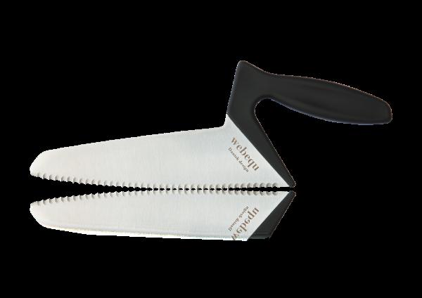 Webequ ergonomisches Brotmesser
