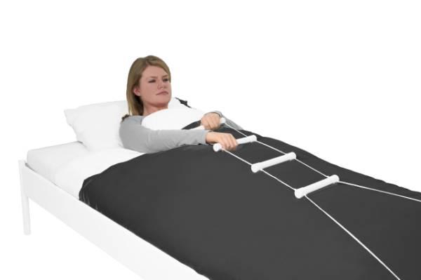 Bettstrickleiter, Bettaufstehhilfe