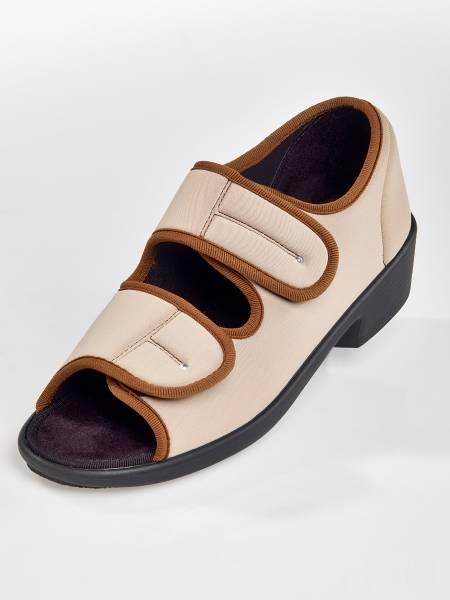 """Damen-Sandalette """"Diana"""" - Beige"""