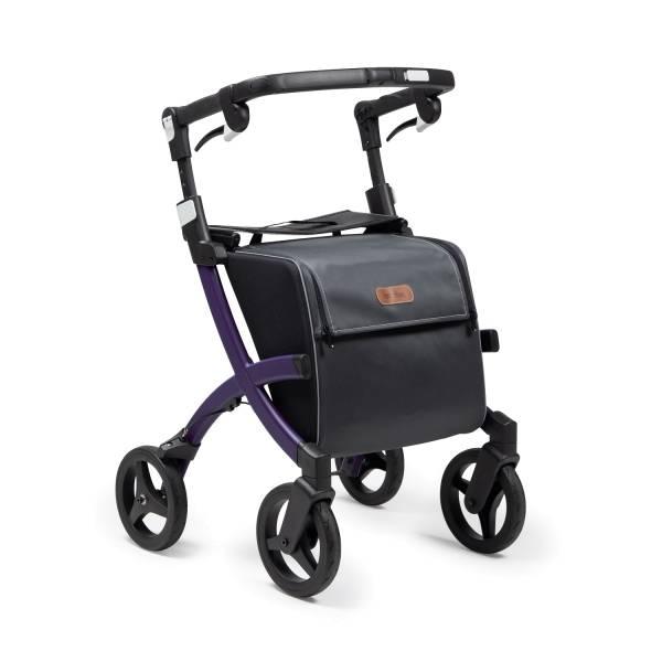Rollator FLEX 2 mit großer Einkaufstasche