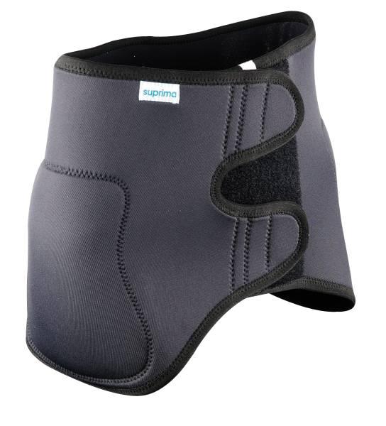 Hüftschutzgürtel PHYSIOprotect mit Klettvverschluss inkl. Protektoren