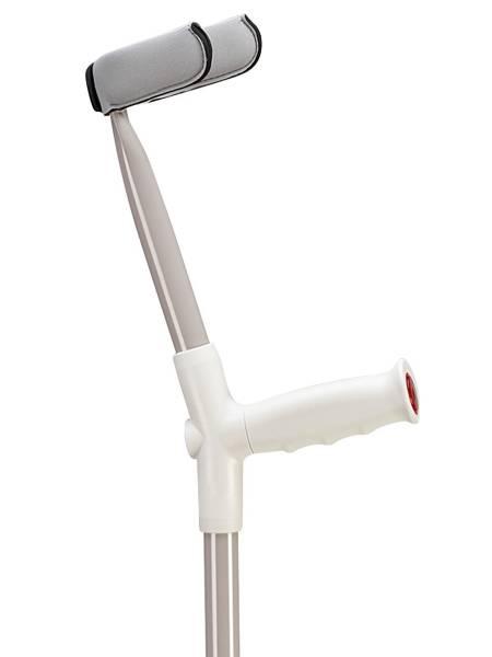 Unterarmgehstütze GOLIAT mit hoher Belastbarkeit bis 180 kg, ergonomischer Griff, 1 Stück