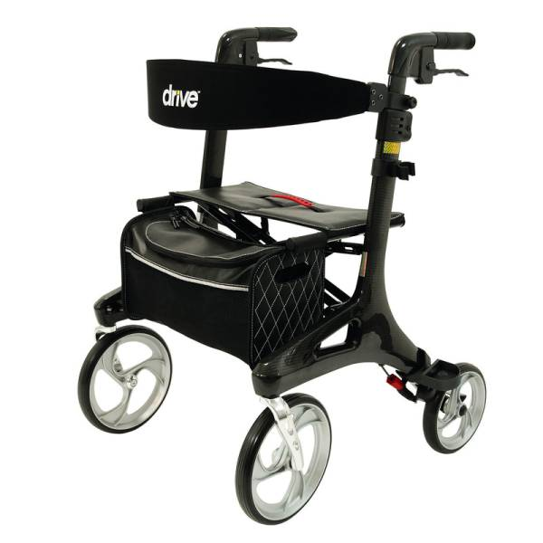 Rollator Nitro Carbon - Faltbar