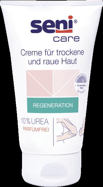 Seni Schutzcreme für trockene und raue Haut mit 10% UREA