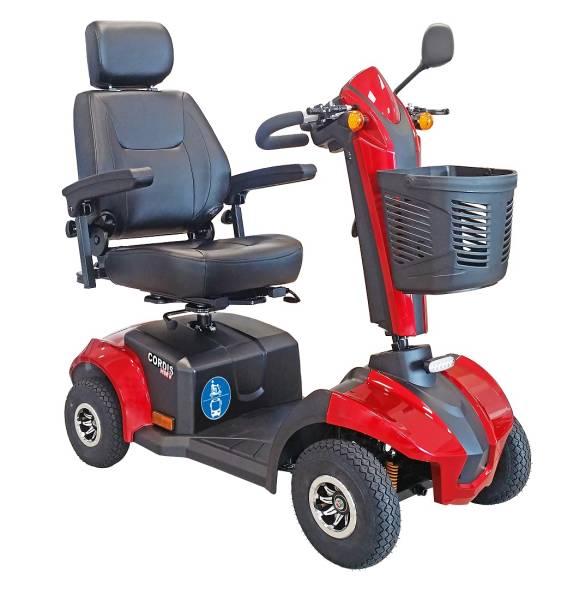 Seniorenmobil mit Hilfsmittelzuschuss von der Krankenkasse