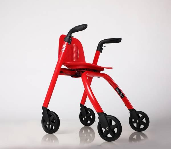 Rollator Nip-Glide Balance Walker - leicht, wendig und funktional