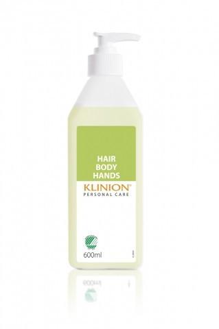 Klinion Haar-Körper-Hand-Seife, 600 ml